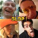 Glop ! chanson punk'n'roll sur annuaire de Bunny