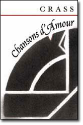 Crass, chansons d'amour, couverture : Christian Brett